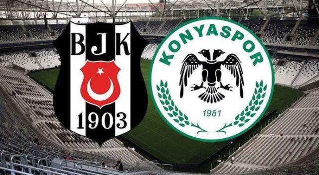 Besiktas Konyaspor