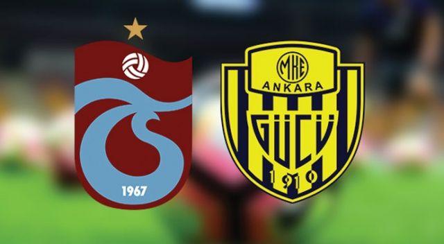 CANLI İZLE: Trabzonspor 1-1 Ankaragücü Şifresiz Canlı anlatım | TS, Ankaragücü maçı kaç kaç? (beIN Sports izle)