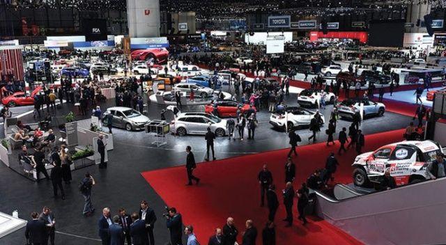 Covid-19 salgını 2021 Cenevre Otomobil Fuarı'nı da iptal ettirdi