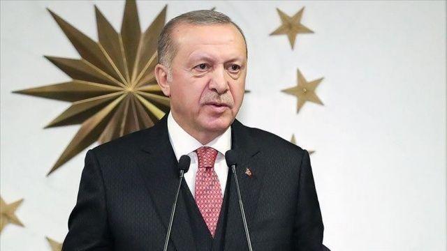 Cumhurbaşkanı Erdoğan'dan Ergene Havzası Eylem Planı'na ilişkin paylaşım