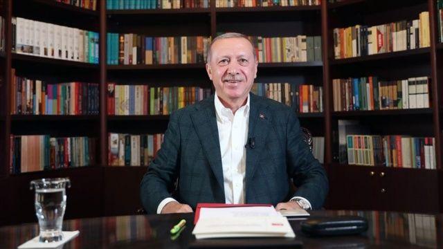 Cumhurbaşkanı Erdoğan küçükbaş hayvanları telef olan vatandaşa 16 koyun gönderdi