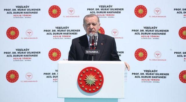 Cumhurbaşkanı Erdoğan: Sağlık turizminde sıçrama yapıyoruz