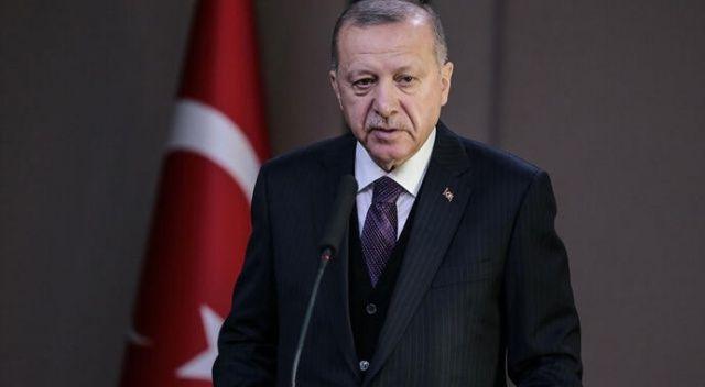"""Cumhurbaşkanı Erdoğan: """"Şimdiye kadar 102 ülkeye tıbbi malzeme desteğinde bulunduk"""""""