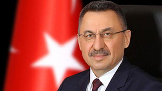 Cumhurbaşkanı Yardımcısı Oktay: Yeni normalin alternatif küresel üretim gücü Türkiye olacak