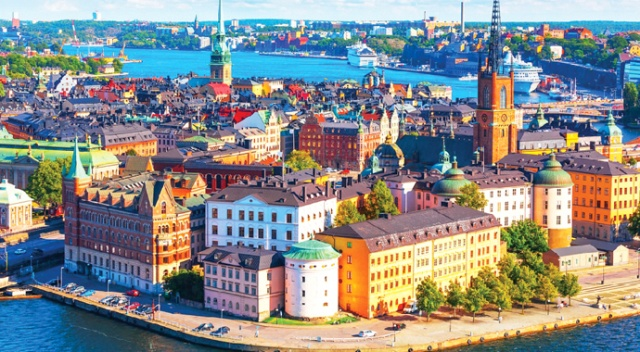 En güçlü pasaport İsveç'in