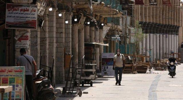 Erbil'de 1 haftalık sokağa çıkma yasağı ilan edildi