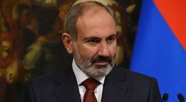 Ermenistan Başbakanı Paşinyan'ın Covid-19 testi pozitif çıktı