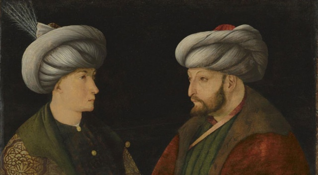 İBB, Fatih Sultan Mehmet'in portresini 6,5 milyon TL'ye satın aldı