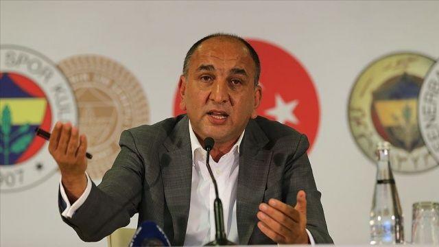 Fenerbahçe Başkan Vekili Semih Özsoy'dan Nihat Özdemir'e sert tepki