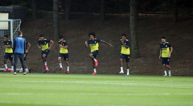 Fenerbahçe, Yeni Malatyaspor maçı hazırlıklarını tamamladı
