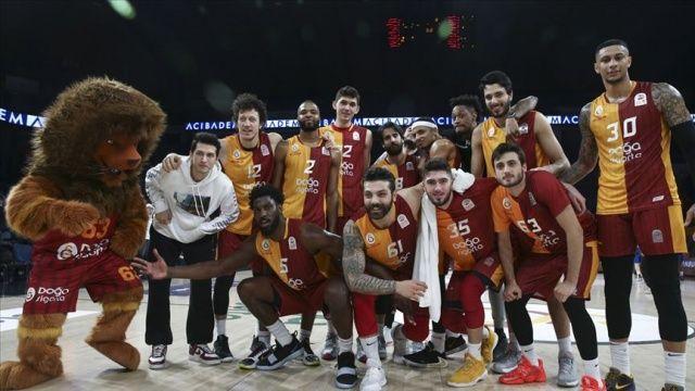 Galatasaray Doğa Sigorta, yeni sezonda FIBA Şampiyonlar Ligi'nde mücadele edecek
