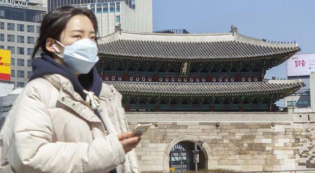 Güney Kore'de koronavirüs vakaları artmaya devam ediyor