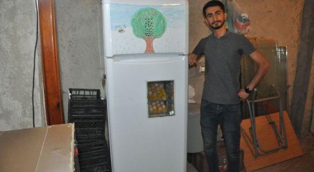Hurdacıdan aldığı buzdolabından yaptırdığı kuluçka makinesiyle civciv üretiyor