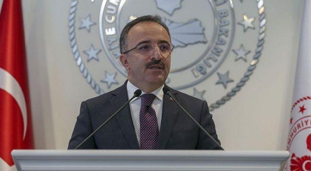 İçişleri Bakanlığı Sözcüsü Çataklı, işkence iddialarına cevap verdi