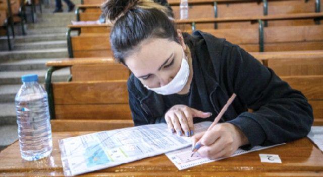 İmtihan öncesinde maskeyle test çözün