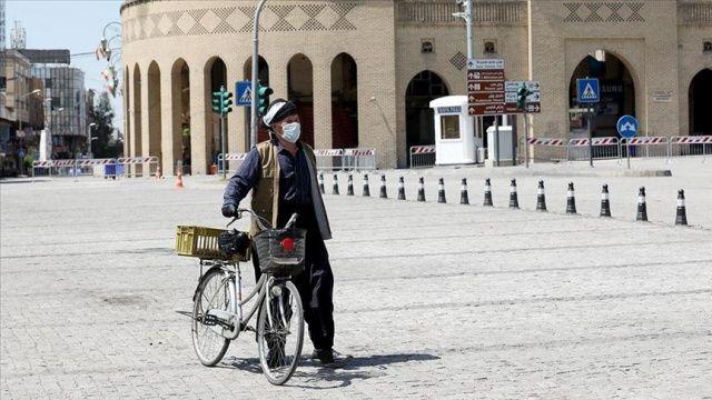 Irak'ta Covid-19 nedeniyle 122 kişi daha yaşamını yitirdi