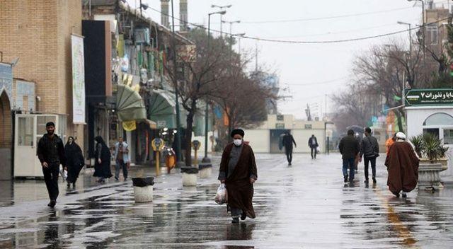 İran'da koronavirüs kaynaklı can kaybı 8 bin 134'e yükseldi