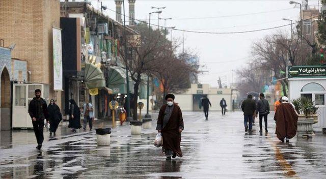İran'da koronavirüs nedeniyle hayatını kaybedenlerin sayısı 8 bin 71'e yükseldi