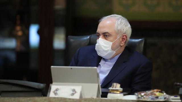 İran Dışişleri Bakanı Zarif, AB ülkelerini ABD'deki olaylara karşı sessiz kalmakla suçladı