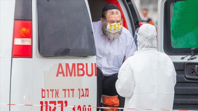 İsrail'de son bir ayın en yüksek Covid-19 vaka artışı