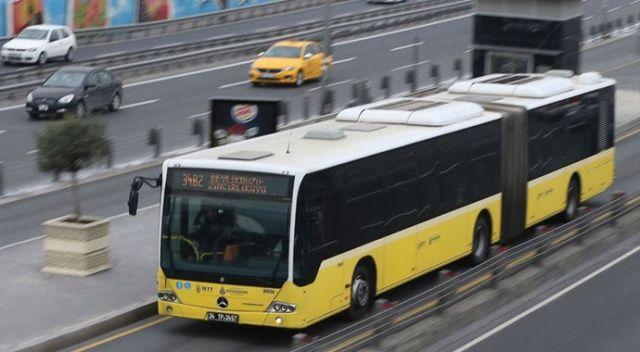 İstanbul Valiliğinden toplu taşıma kararı