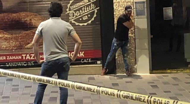 İstiklal Caddesi'nde panik anları