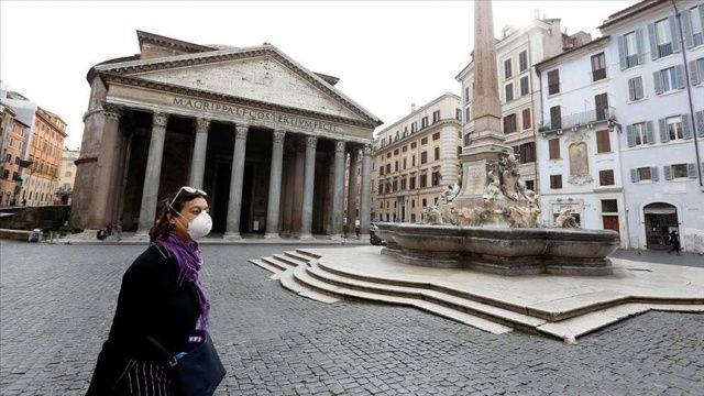İtalya'da Covid-19'dan ölenlerin sayısı 34 bin 708'e yükseldi