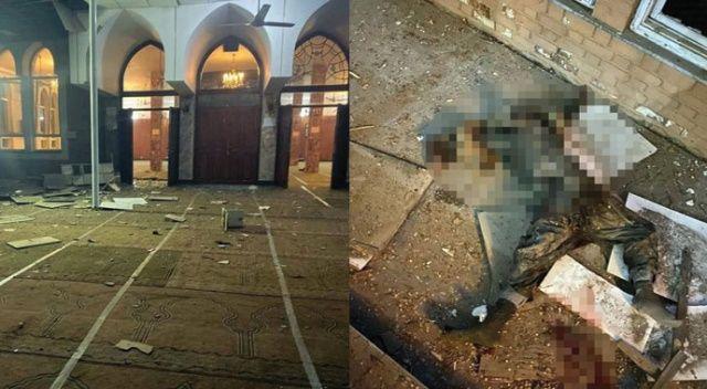 Kabil'de canlı bomba faciası!