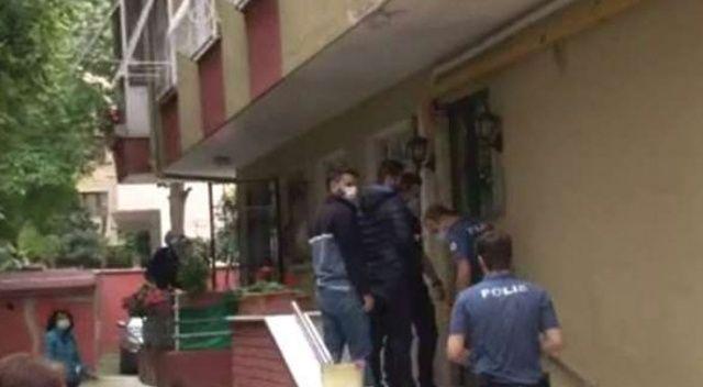 Kadıköy'de korkunç cinayet! Önce boğdu sonra...