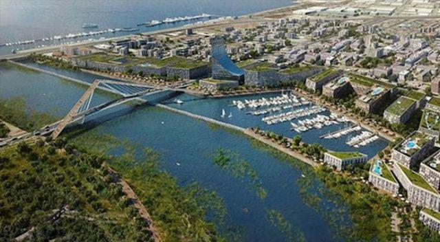 Kanal İstanbul imar planında sona gelindi