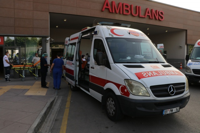 Kayseri'de trafik kazası: 2 ölü
