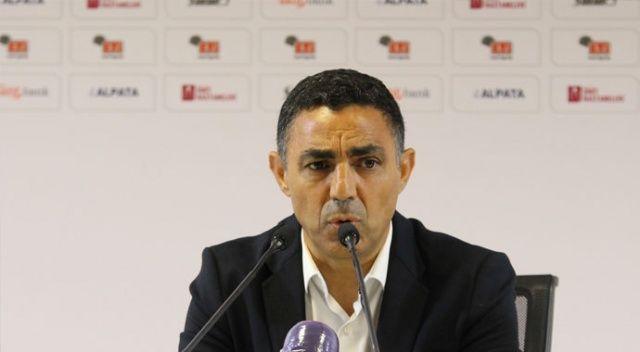 Küme düşen Eskişehirspor'da Mustafa Özer maç sonu ateş püskürdü