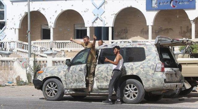 Libya Öfke Volkanı Operasyonu Sözcüsü: Şimdiki hedefimiz Sirte, Cufra ve güneydeki petrol sahaları
