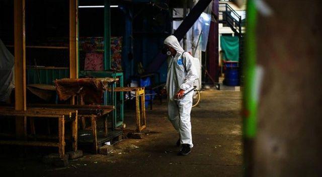Meksika'da Covid-19 nedeniyle son 24 saatte 151 kişi hayatını kaybetti