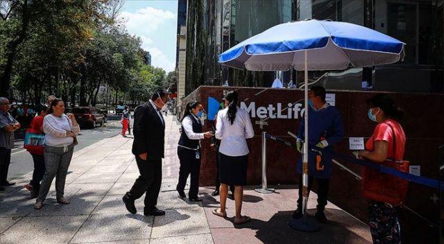 Meksika'da Kovid-19 salgınının etkisi devam ediyor
