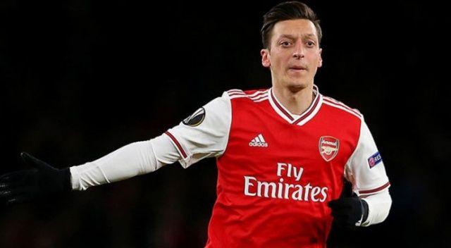 Mesut'la sponsorluk anlaşmasını iptal eden Adidas'a büyük tepki