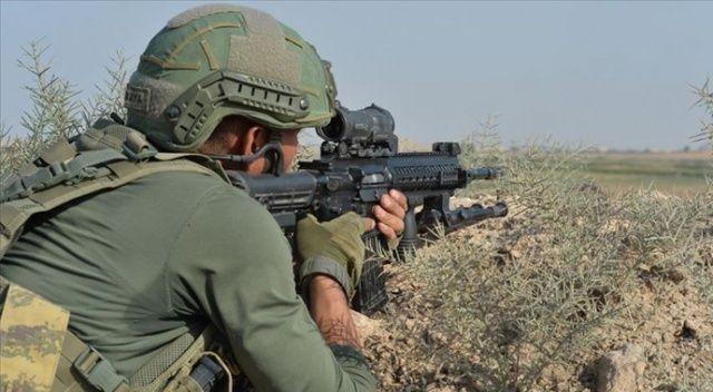 MSB: İran sınırında 4 terörist etkisiz hale getirildi