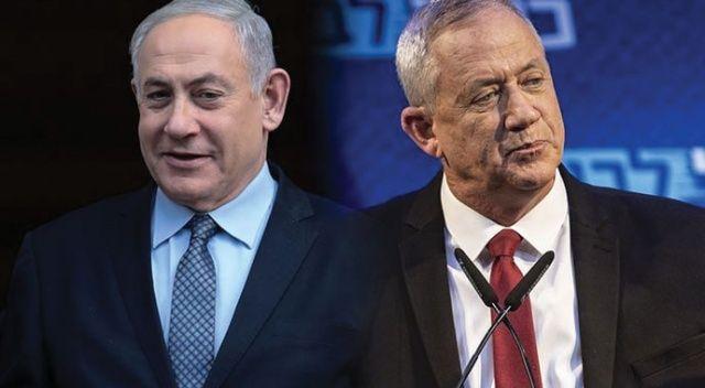 Netanyahu ile Gantz arasında 'ilhak' planına ilişkin gerginlik tırmanıyor