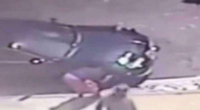 New York'ta arabasını yıkayan adama silahlı saldırı