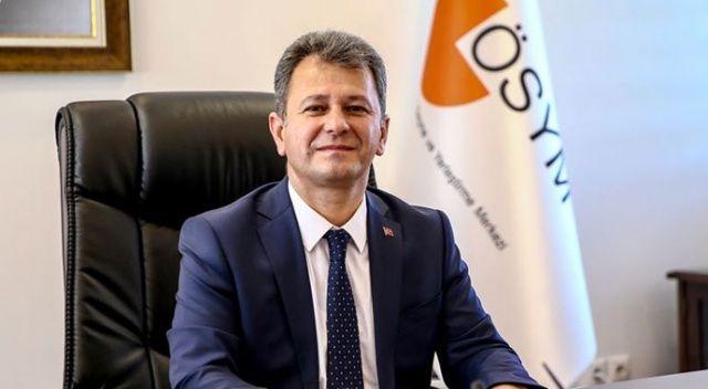 ÖSYM Başkanı Aygün: YKS'nin ilk oturumu sorunsuz tamamlandı