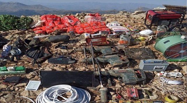 Pençe-Kaplan'da PKK'ya büyük darbe