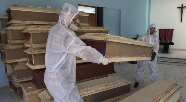 Peru'da son 24 saatte Covid-19 nedeniyle 139 kişi öldü