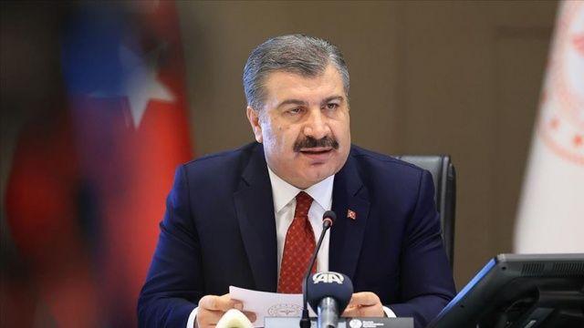 Sağlık Bakanı Koca'dan 'salgın sona ermedi' uyarısı