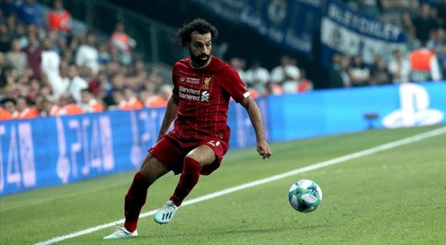 Salah'tan Liverpool taraftarına övgü: Onların desteği olmadan yapamazdık