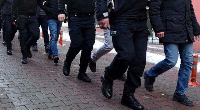 Samsun'da özel harekat destekli DEAŞ operasyonunda 12 şüpheli gözaltına alındı