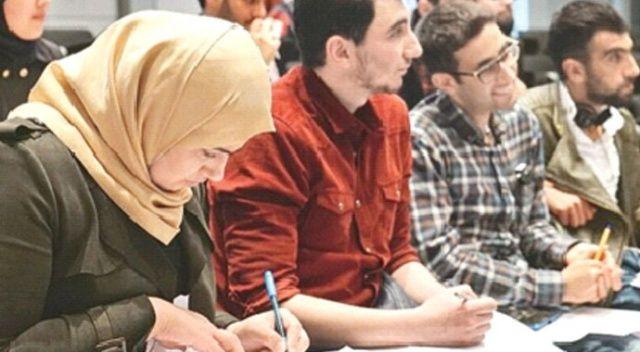 Suriyelilere startup desteği
