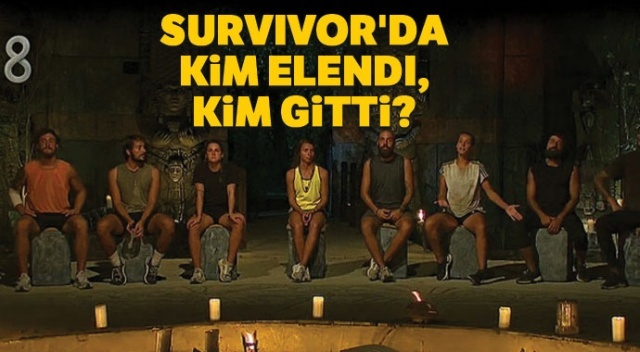 Survivor'da kim elendi, kim gittii? Acun Ilıcalı açıkladı! (22 Haziran Survivor adaya kim veda etti)