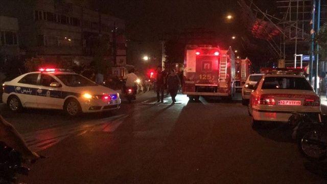 Tahran'daki bir klinikte meydana gelen patlamada 13 kişi hayatını kaybetti