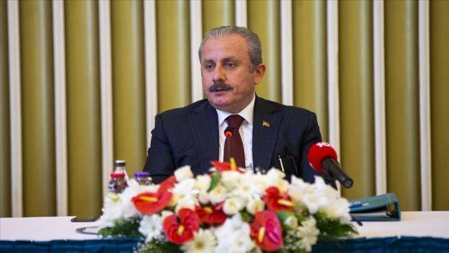 TBMM Başkanı Şentop: Türkiye, yeni dünyada da söz sahibi olacaktır