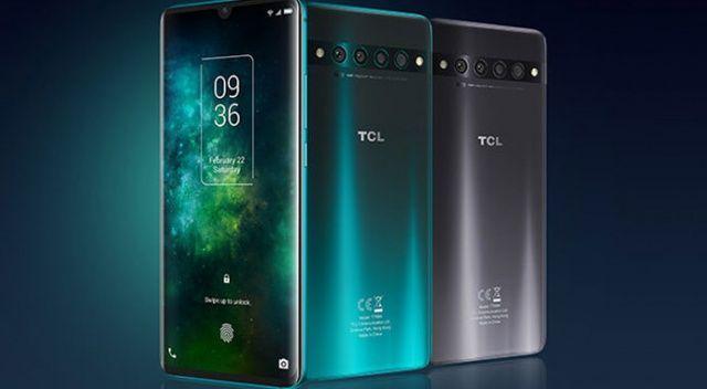 TCL 10 Pro, Türkiye'de kullanıcılarla buluştu